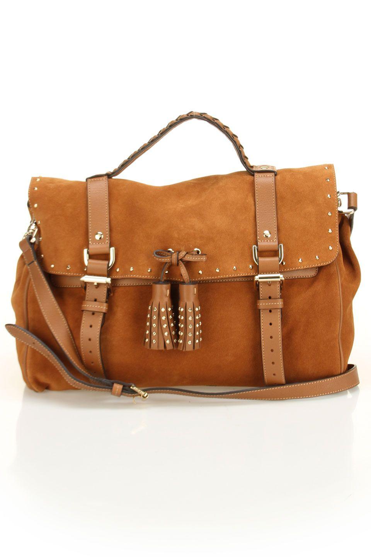 872e09d86e7e ... low cost mulberry oversized tassel heavy suede bag in oak. 00f91 d2600