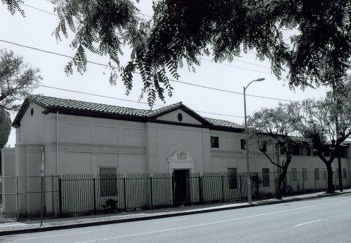 Angelus Funeral Home Los Angeles Paul Revere Williams Los Angeles La Place Vintage Los Angeles