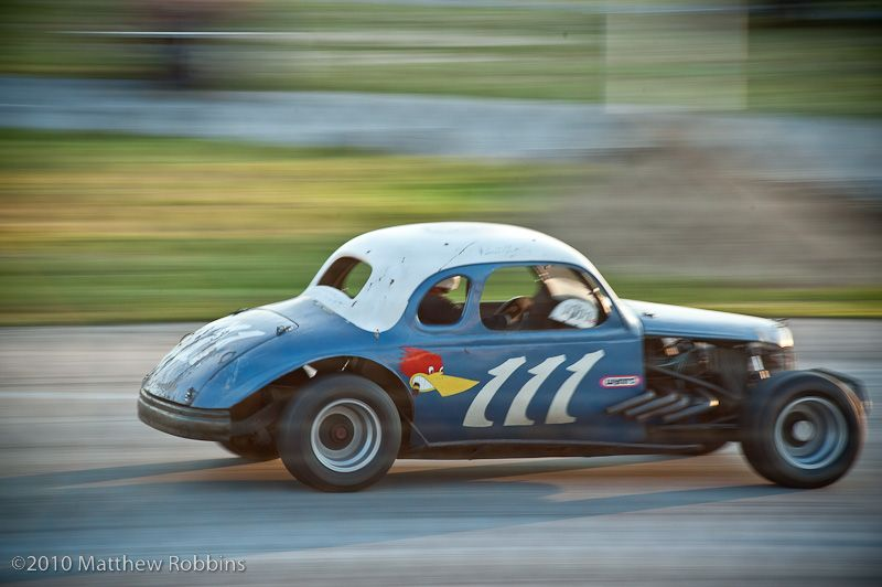 Vintage Stock Car Racing At Oxford Plains Speedway Maine
