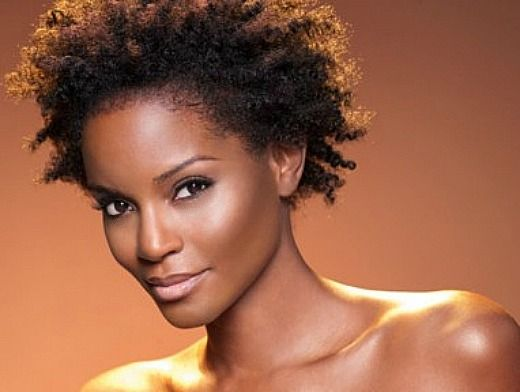 Black And White Hair Styles: Natural Hairstyles For Short Coarse Hair