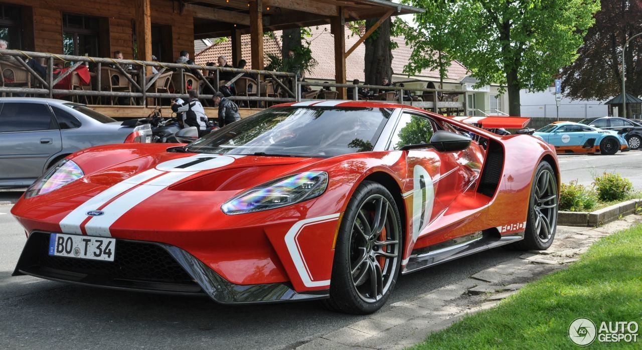 2018 ford gt heritage new ford gt pinterest ford gt ford and rh pinterest com