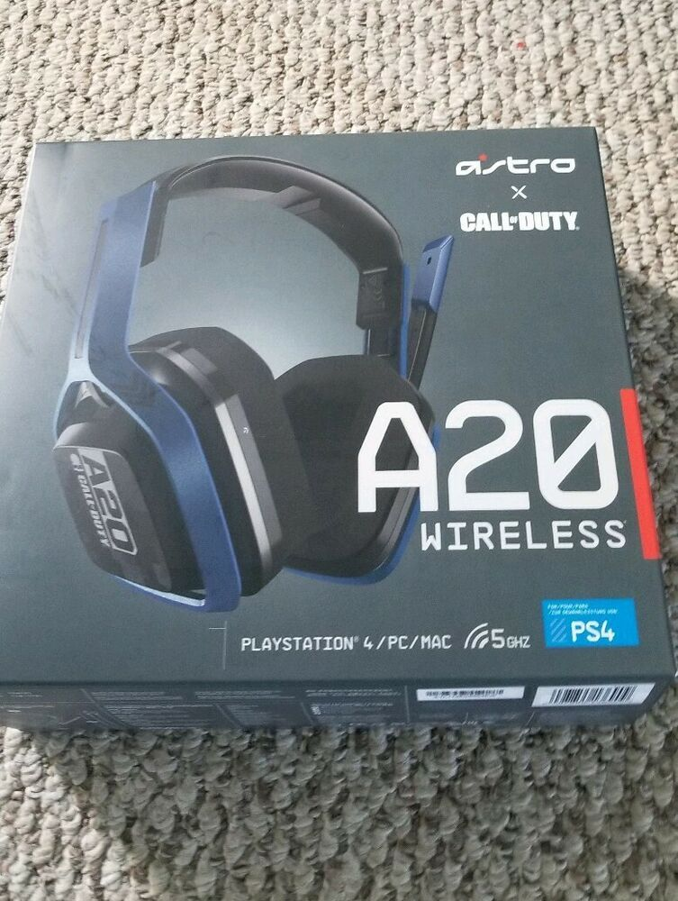 Astro Gaming A20 Call Of Duty Wireless Gaming Headset Playstation 4 Pc Mac Ps4 Gaming Video Gaming Headset Wireless Gaming Headset Astro Gaming