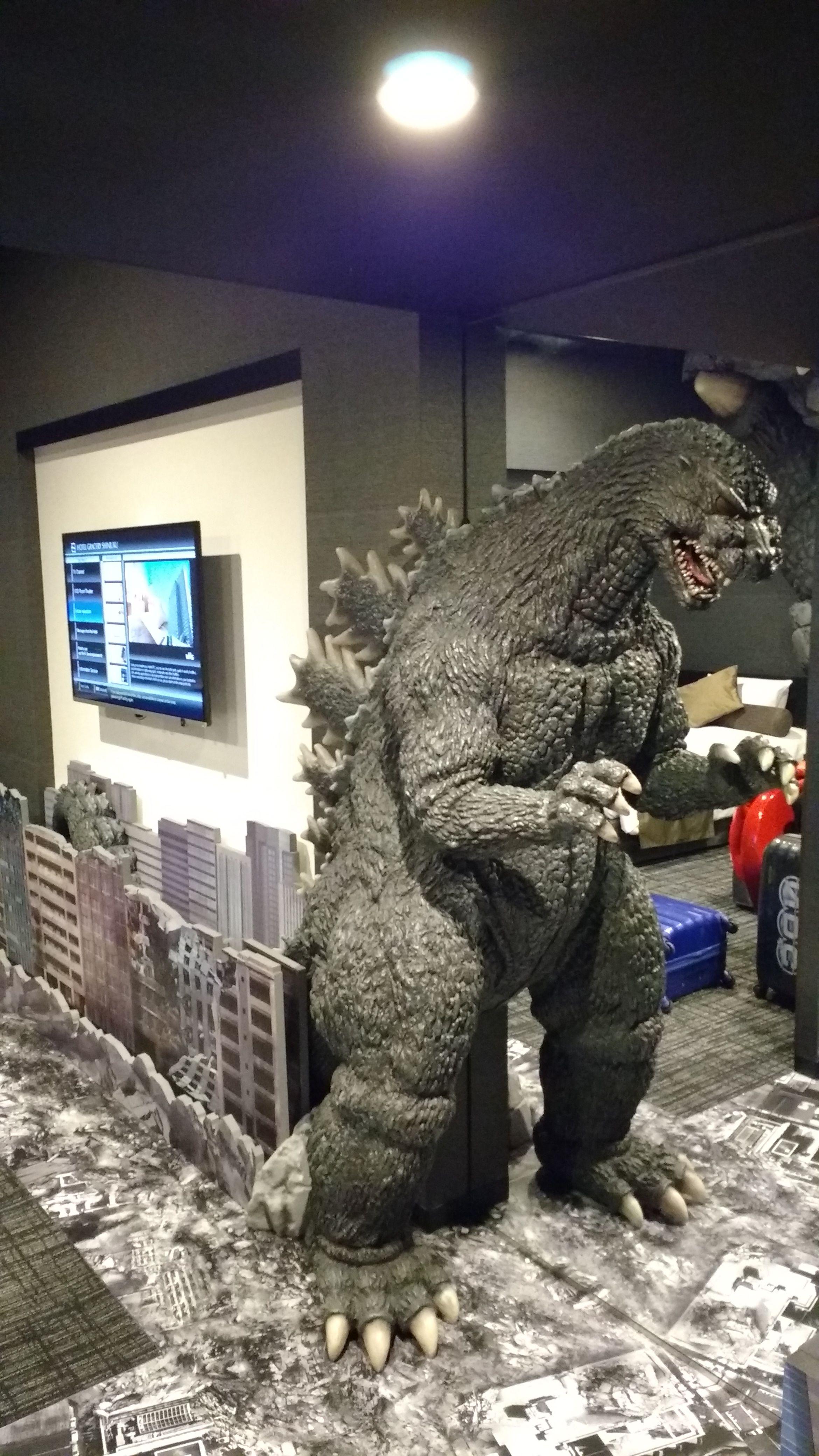 Godzilla Room - Hotel Shinjuku In