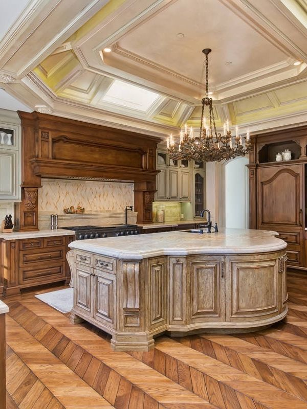 Big Extravagant Kitchen Wastes Resources To Build And To Keep Heated Or  Cooled. It IS