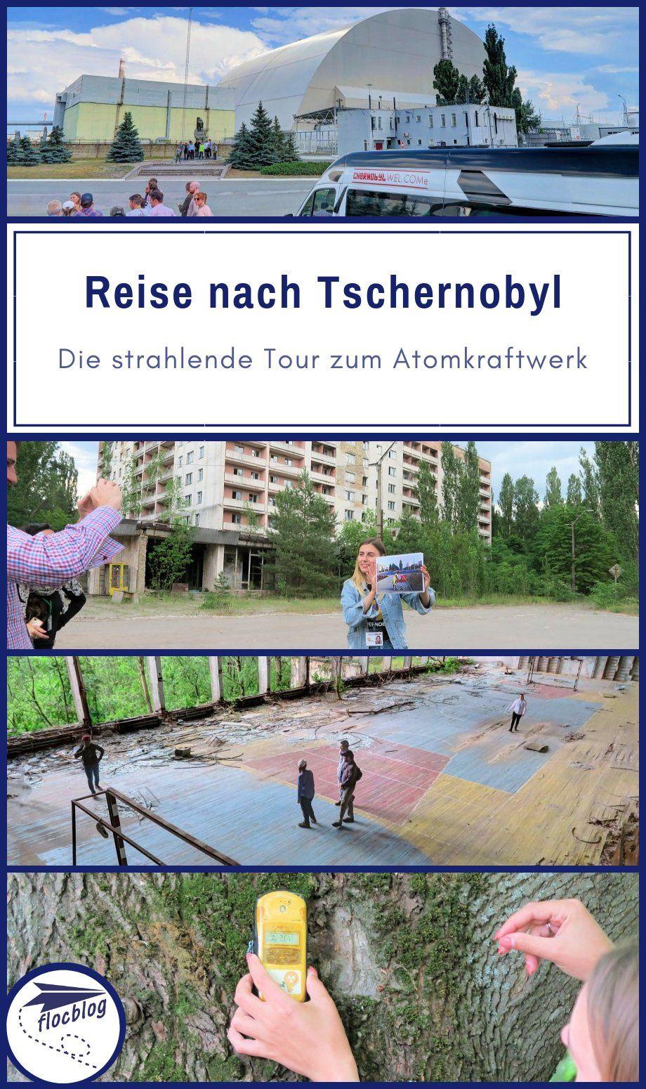Reise Nach Tschernobyl Die Strahlende Tour Zum Atomkraftwerk