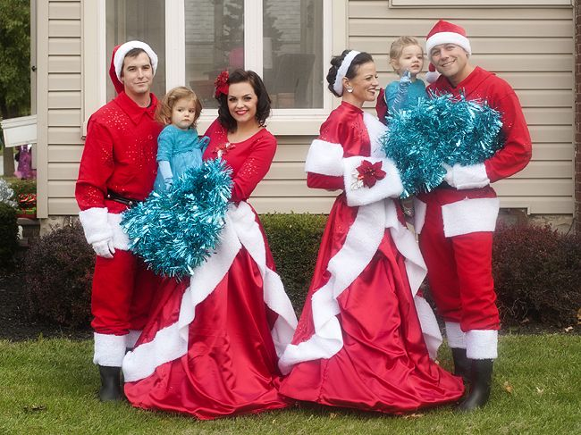 Christmas Halloween Costumes Diy.White Christmas Halloween Costumes On Ppj Costumes In