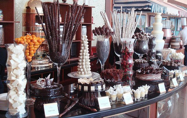 Chocolate buffet,  #Buffet #Chocolate #ChocolateCandyBartable #chocolatefountainfoods