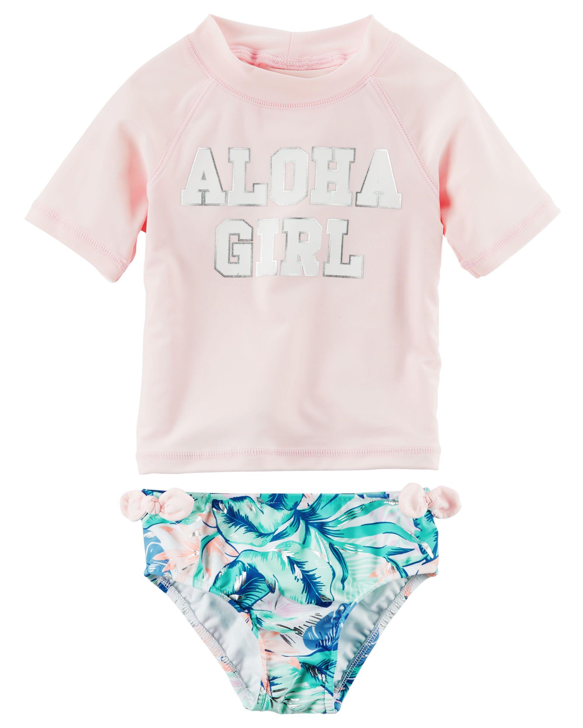 keiki baby girl Miss Aloha bodysuit Baby girl aloha ONESIE\u00ae Hawaii baby girl