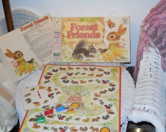 Probably the first board game I ever had.