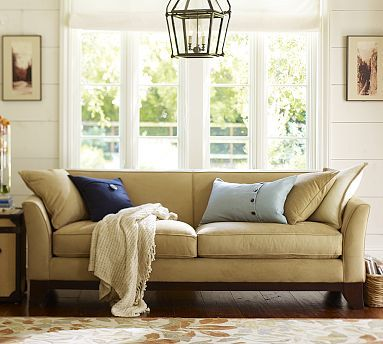Greenwich Sofa #potterybarn | Living Room | Pinterest | Cerámica y ...