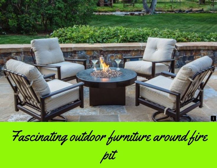 learn about outdoor furniture around fire pit please click here for rh in pinterest com