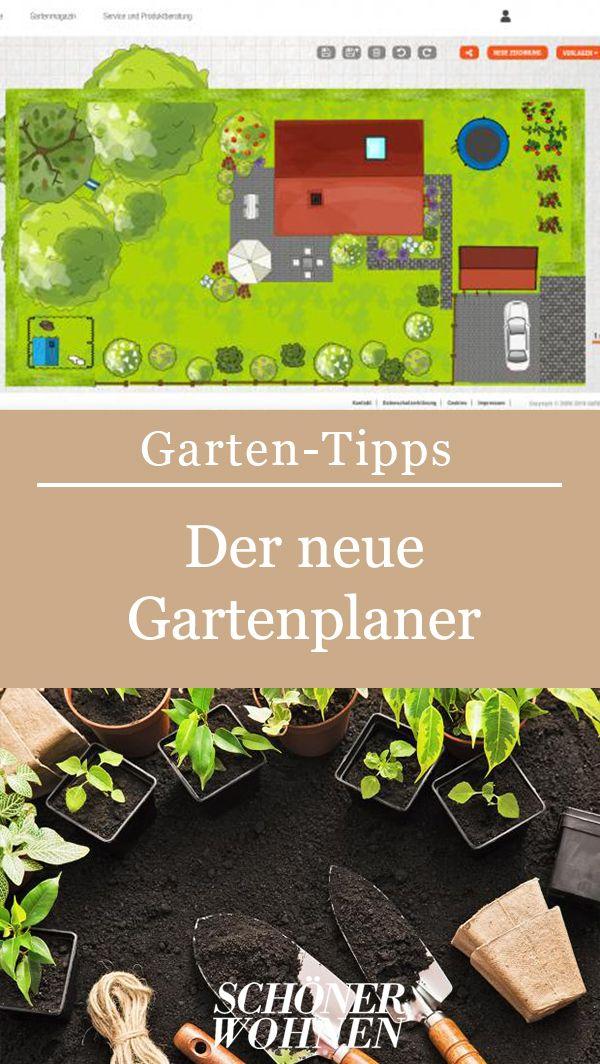 Gartenplaner – kostenlos, online & Kaufversionen