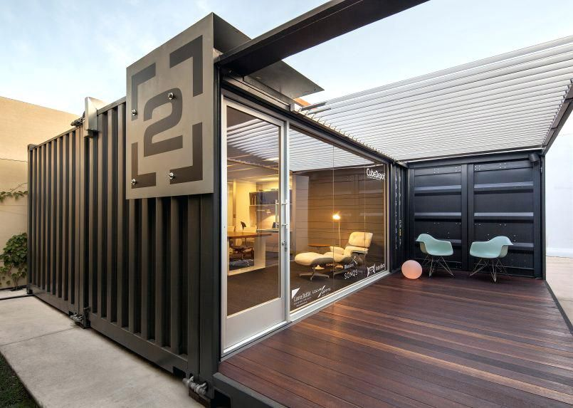 shipping container garage design van house sea can homes shed for rh pinterest com