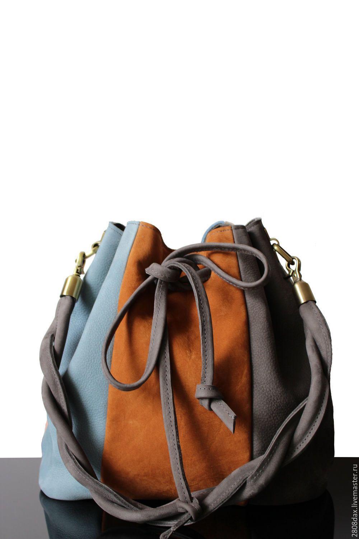 7271572287d7 Женские сумки ручной работы. Ярмарка Мастеров - ручная работа. Купить  Замшевая сумка-мешок