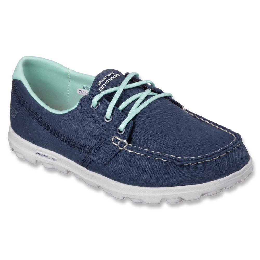 Skechers On The Go Clipper Womens Boat