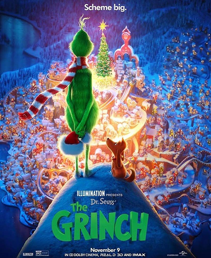 Watch The Grinch Full M0vie direct download free with high