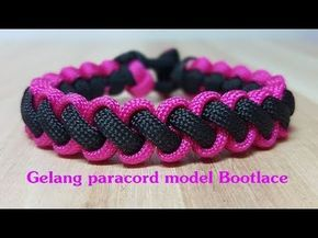 How to Make a Snake Knot Viceroy (Paracord) Bracelet by TIAT