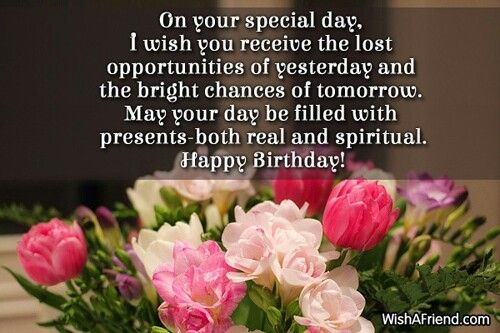 Birthday Wishes Spiritual Quotes ~ Pin by heather scott on special days and wishes