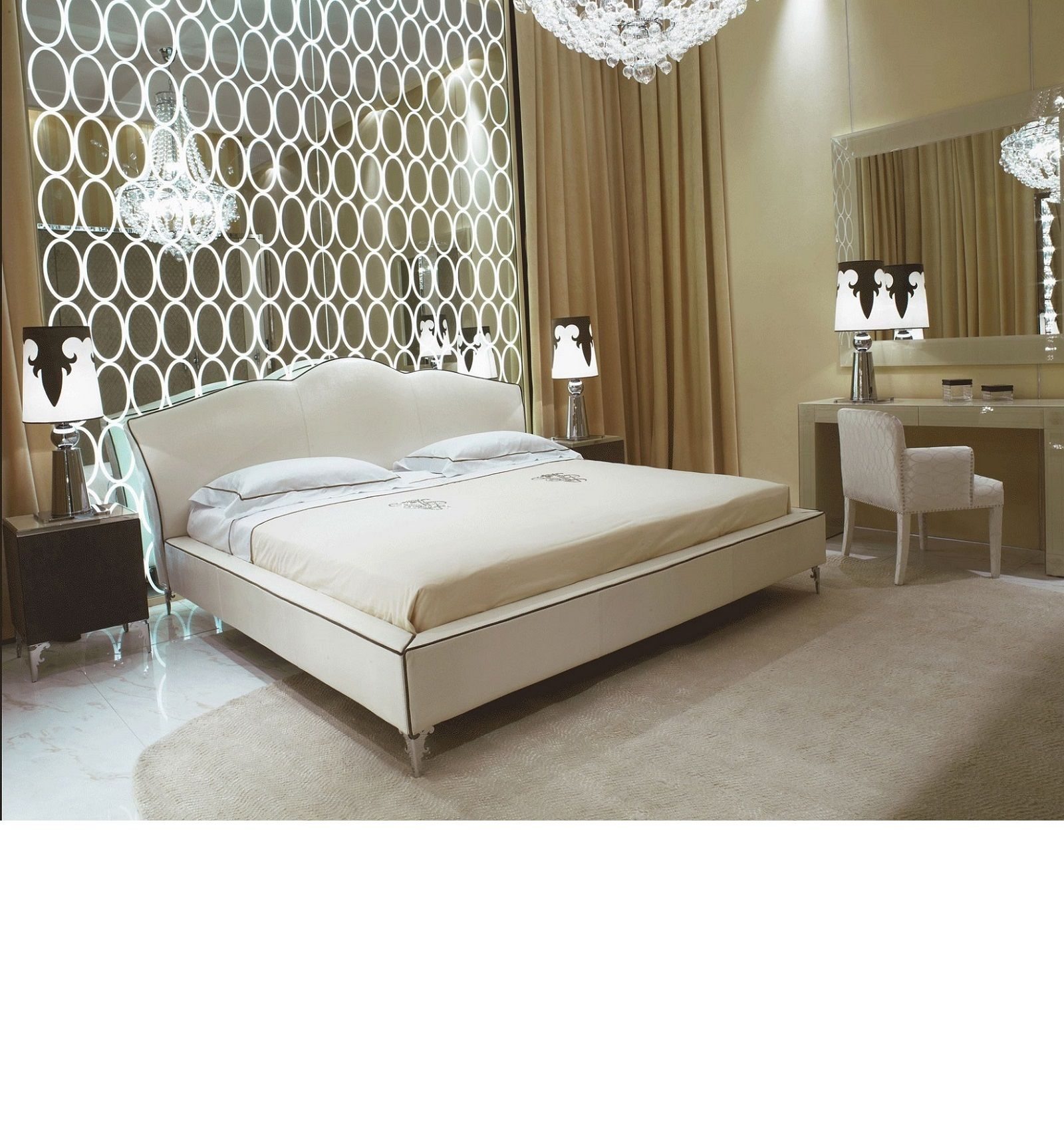 Luxury interior design ultra high end signature collection