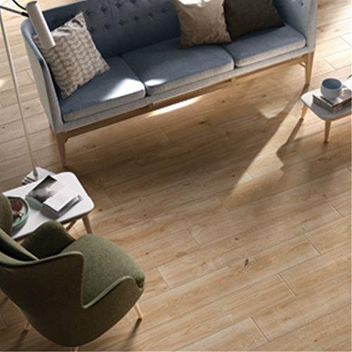 Marazzi Treverkever Wood Effect Musk Tile - 200x1200mm Gemini