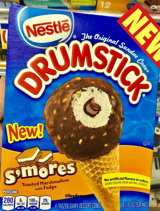 nestle s mores drumsticks ben and jerry ice cream and any other rh pinterest com