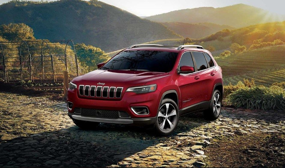 2019 jeep cherokee new concept new suv to drive jeep jeep rh pinterest com