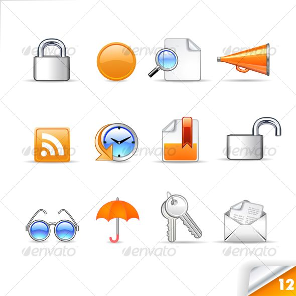 icon set n°12   web theme  infinity series #transparent #png #badge #bookmarks • Available here → https://graphicriver.net/item/icon-set-n12-web-theme-infinity-series/60229?ref=pxcr