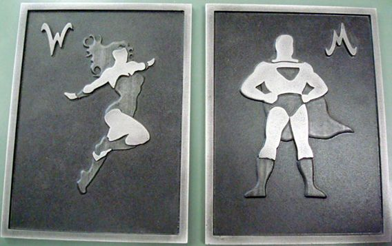 Bathroom Signs For Business funny and weird bathroom signs, restroom signs, creative signs