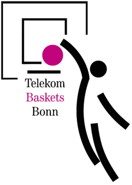 Telekom Baskets Bonn Logo Champions League Logo Basketball National Basketball League