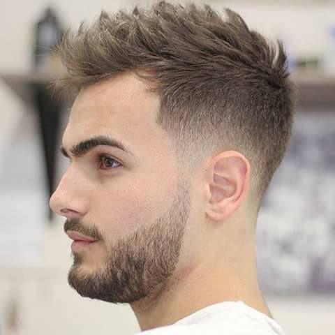 Cortes de cabello para caballeros moda 2018