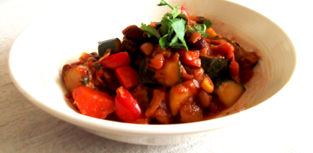 Mexican Mixed Bean Chilli