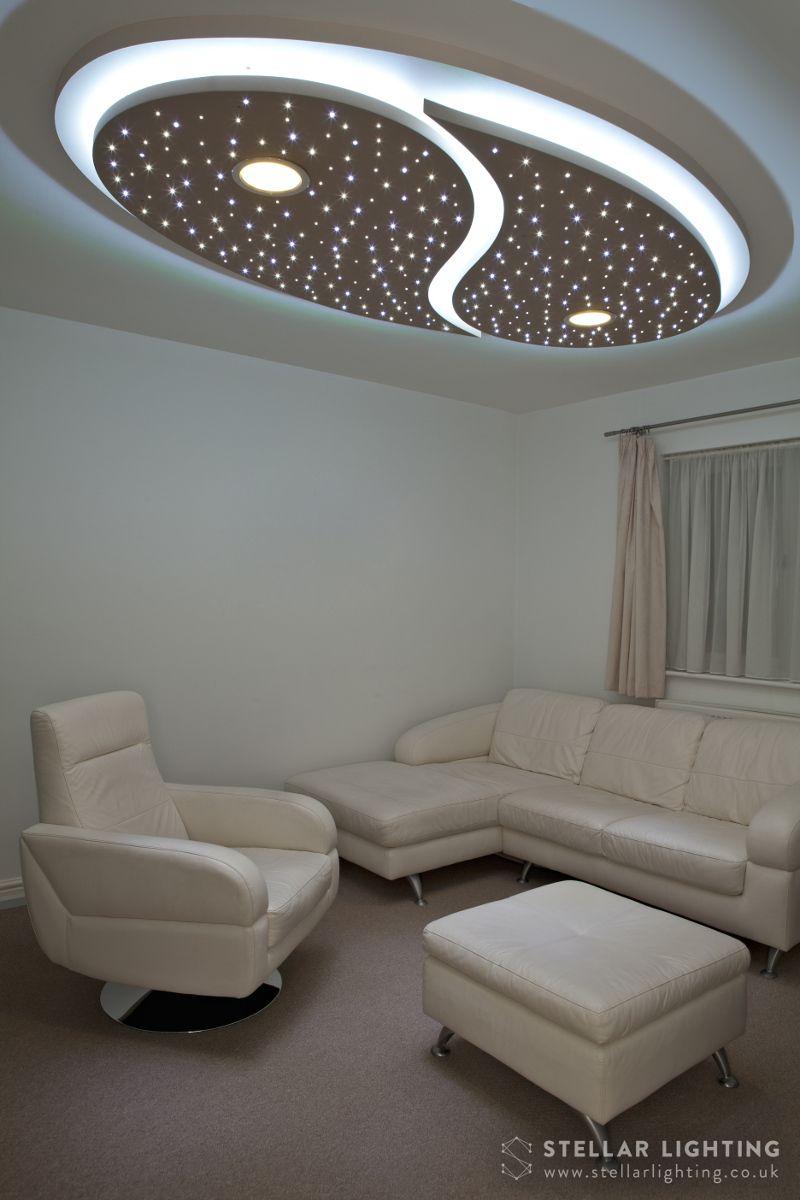 Yin and yang custom made starry sky led ceiling lighting stellar yin and yang custom made starry sky led ceiling lighting aloadofball Gallery