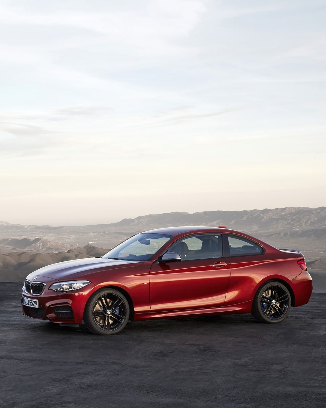 Just A Little Road Fun The Bmw 2 Series Coupe Bmw 2series