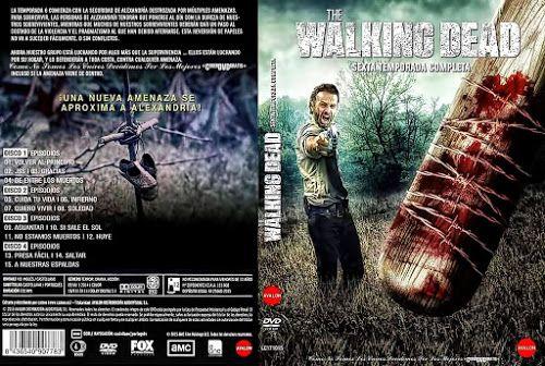 The Walking Dead Temporada 6 Espanol Latino Online Descarga