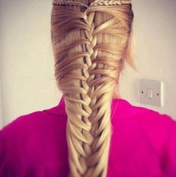 Long braid