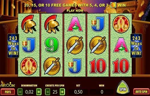 power casino slot online