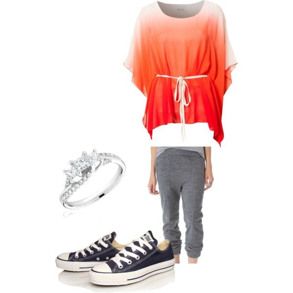 """""""casual."""" by geckogirl on Polyvore"""