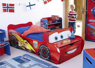 Best Toddler Bunk Bed Boys Car Bedframe Kids Bedroom Furniture 400 x 300