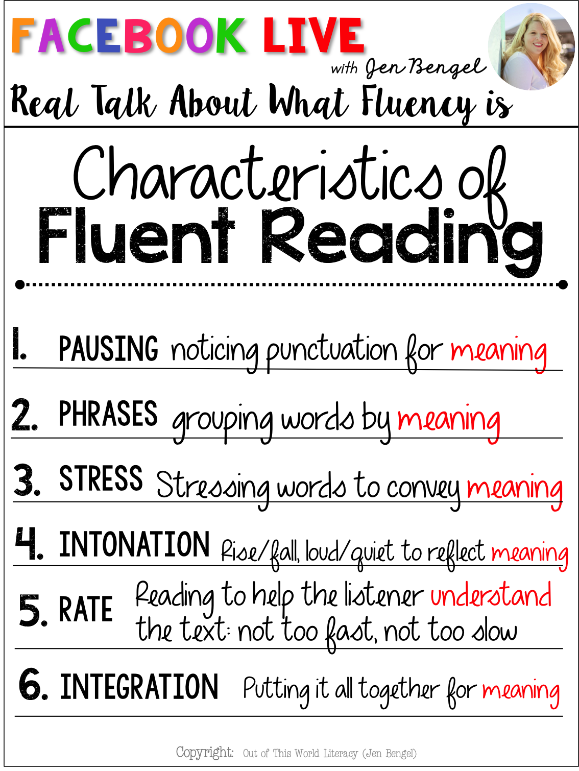 Real Talk About What Fluency Is Fluency What Is Reading Fluent Reading [ 1510 x 1134 Pixel ]