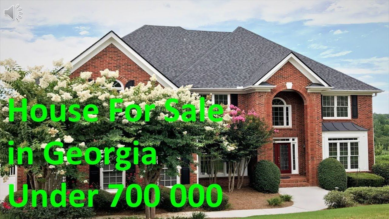 House For Sale In Georgia Under 700 000 House House Styles Georgia