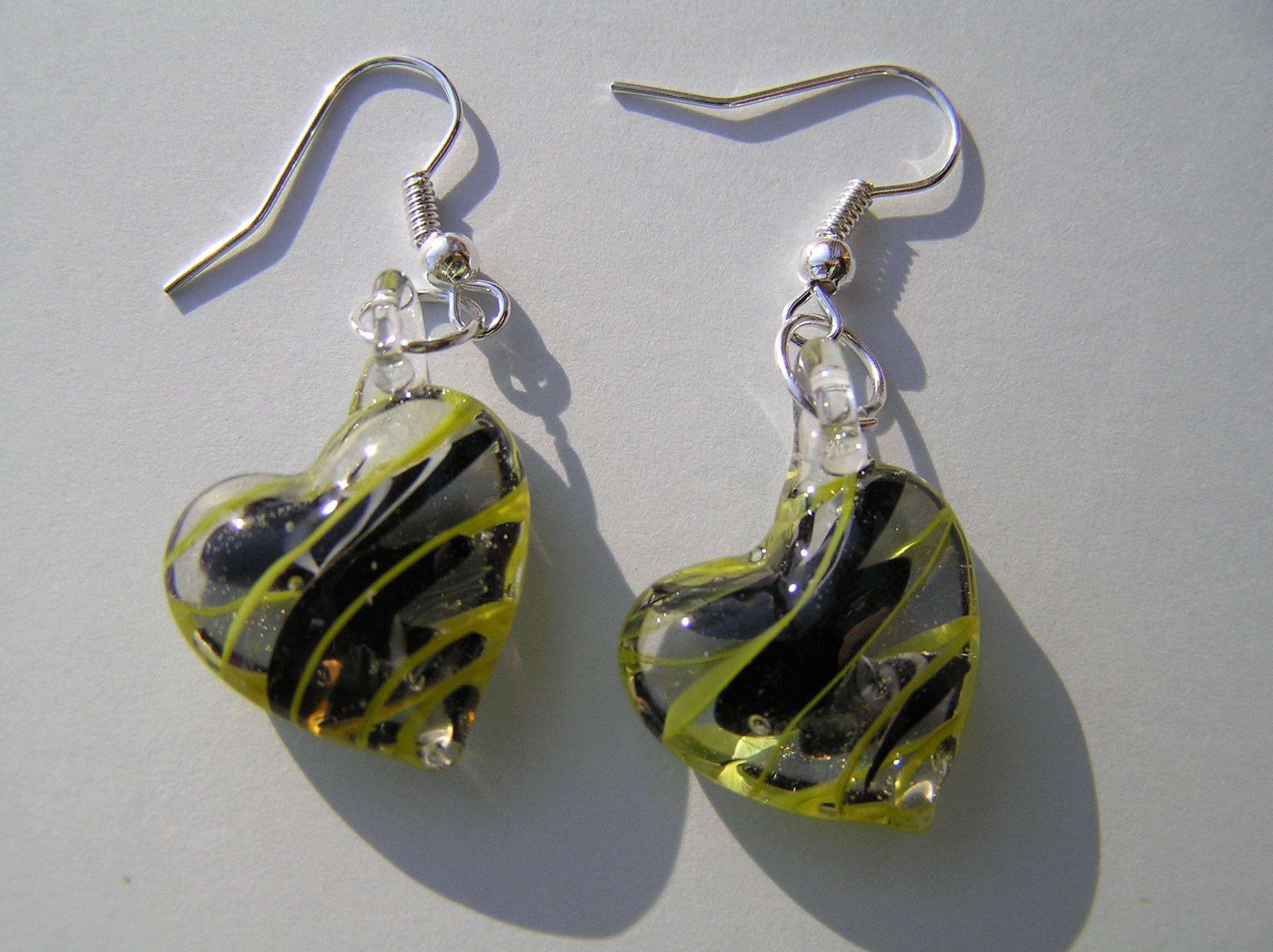 Jewelry doesn't have to be expensive to be beautiful. www.angryhippiejewelry.com