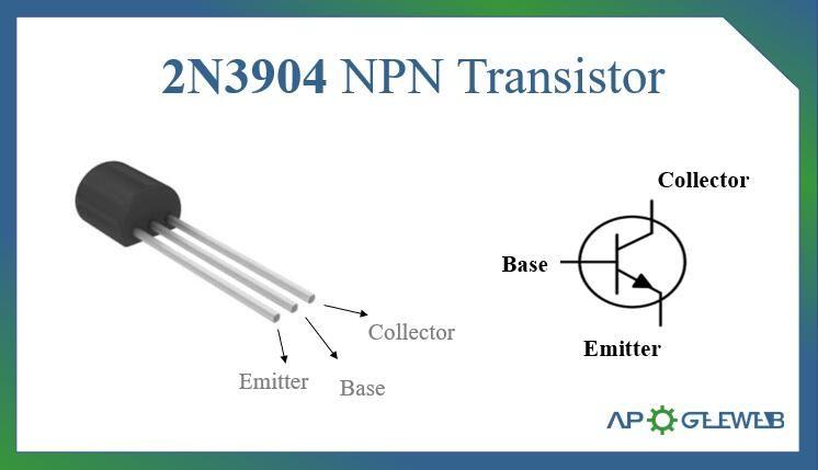 2n3904 Transistor Datasheet Equivalent Pinout Video Transistors Circuit Components Bipolar Junction Transistor