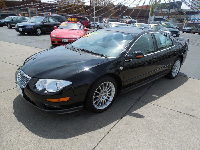 Here S A 2002 Chrysler 300m Special That I Have It Has 78 000