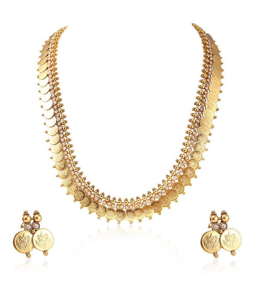 280b8ab91ad35 Fashion Necklaces: Buy Designer Necklaces & Sets Online | Snapdeal ...