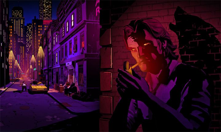 The Wolf Among Us The Wolf Among Us Fables Comic Wolf