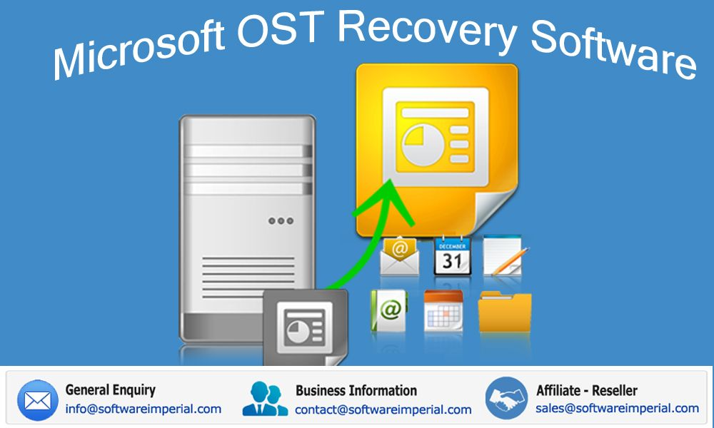 Software Imperial Ost File Recovery Software Which Support All