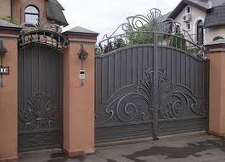 двери железные бу