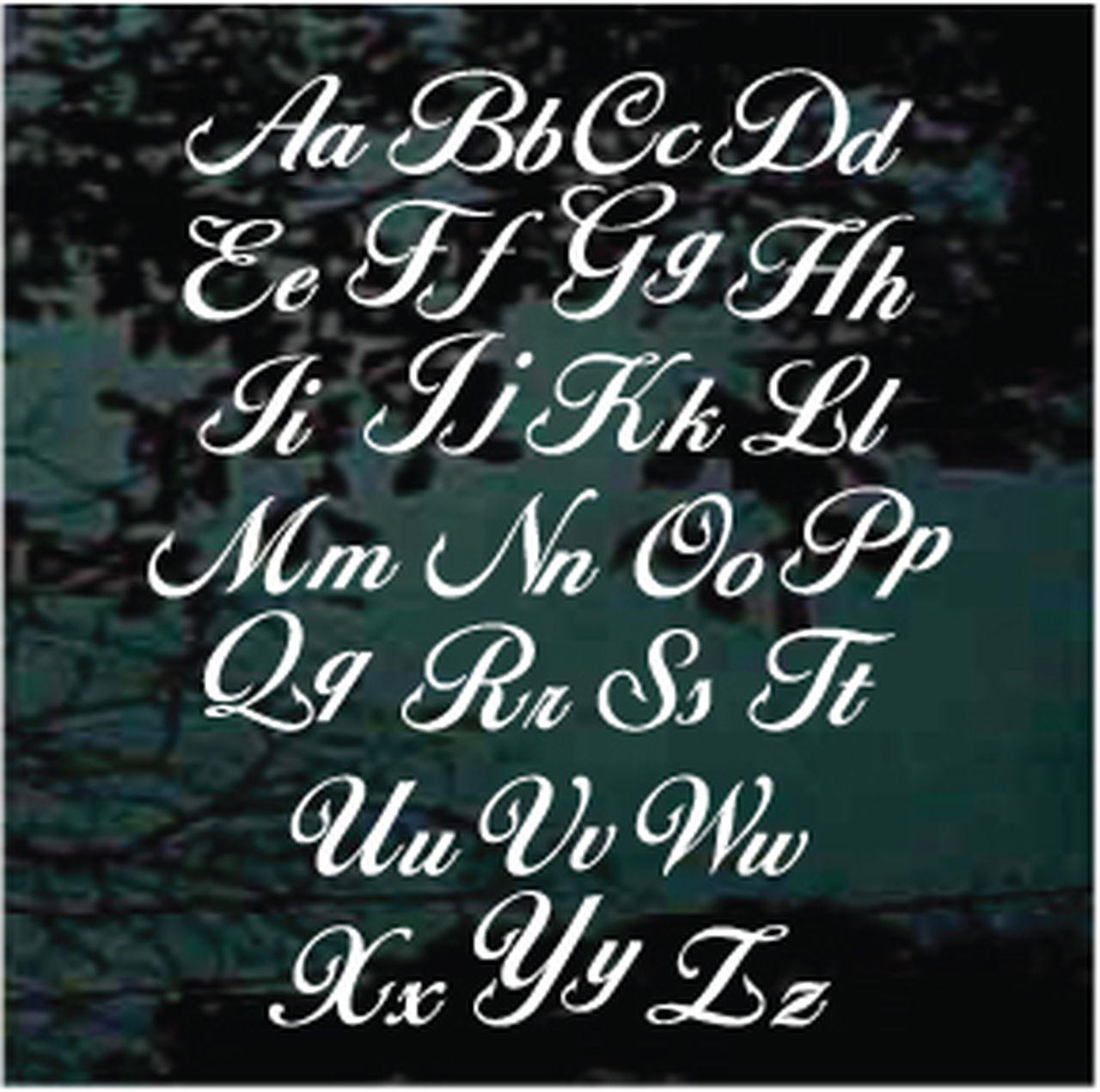 Fish Hook Letters Monogram Monogram letters, Lettering