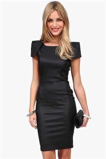 Customiser une robe de soiree noire