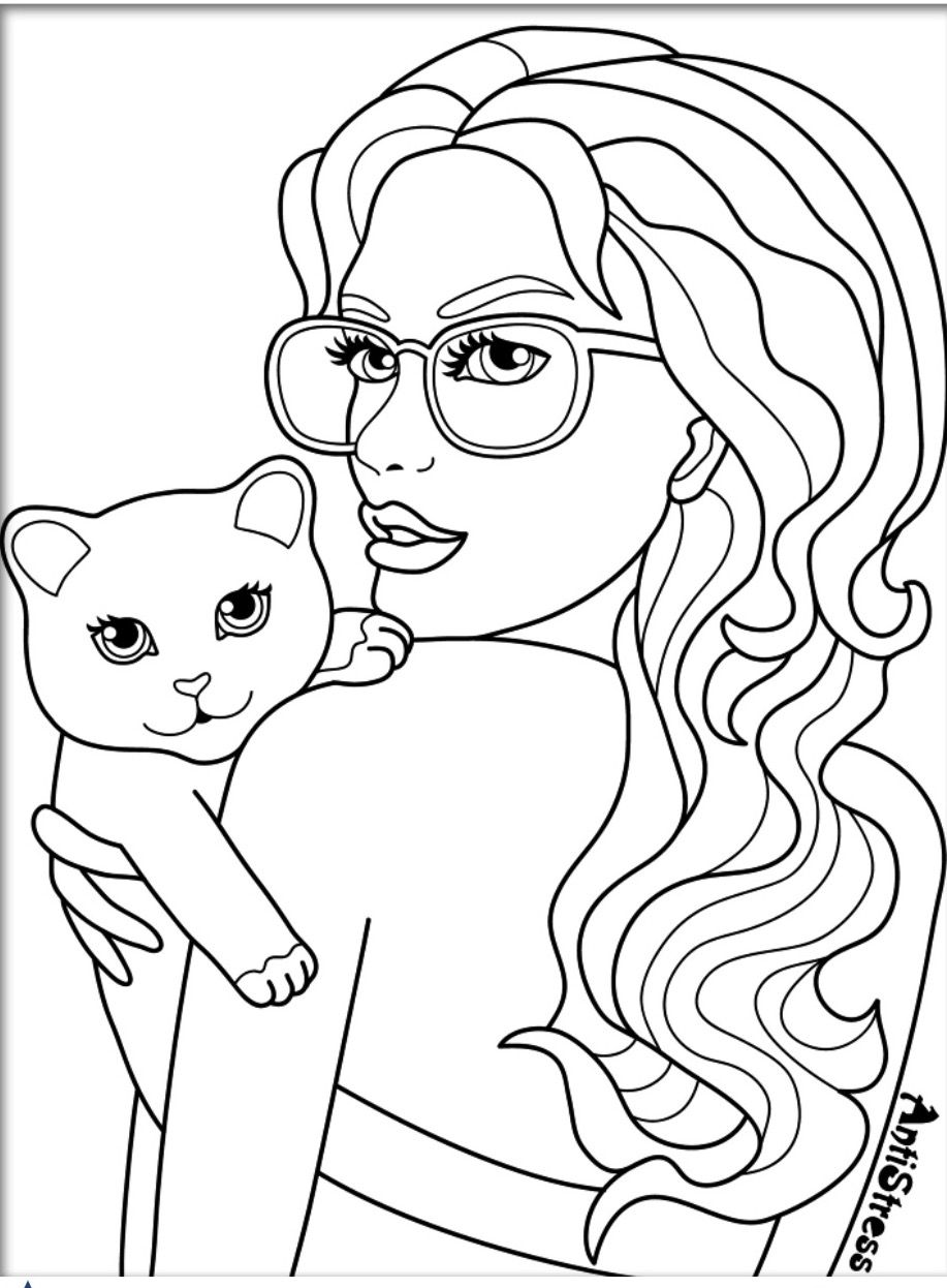 Pin by Val Wilson on Coloring pages (With images) Cute
